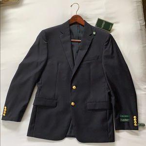 Ralph Lauren Navy Blue Lewis Blazer LEWI12N30001